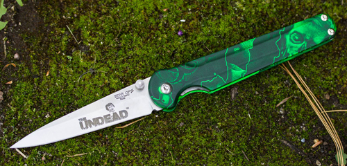 Bear OPS Undead Series Stiletto