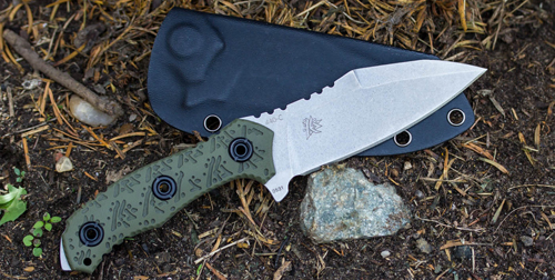 Boker Plus Colubris Fixed Blade Workhorse