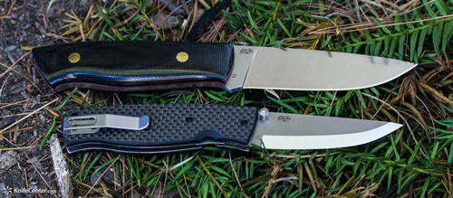 EnZO Knives are now at the KnifeCenter