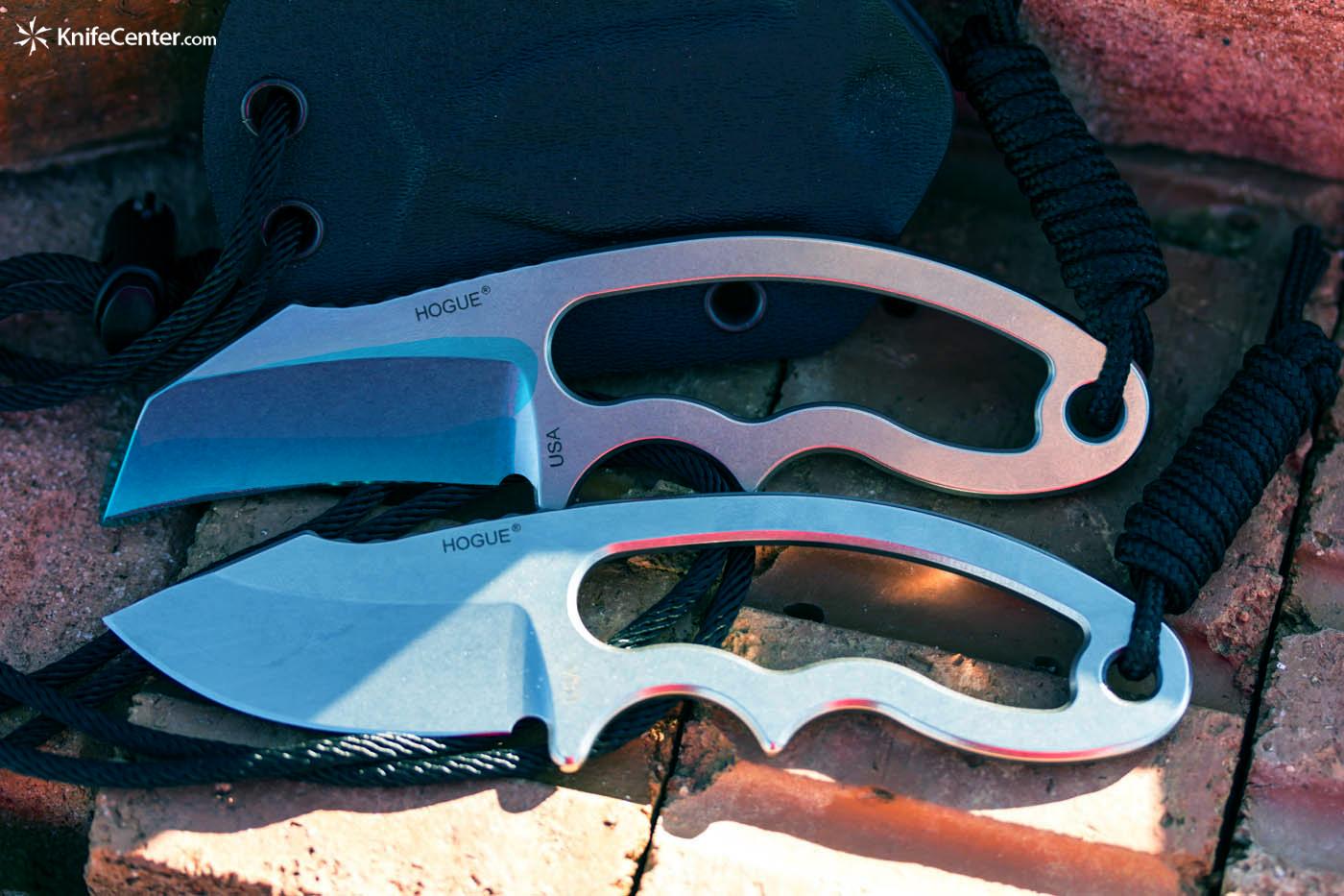 Allen Elishewitz Neck Knives