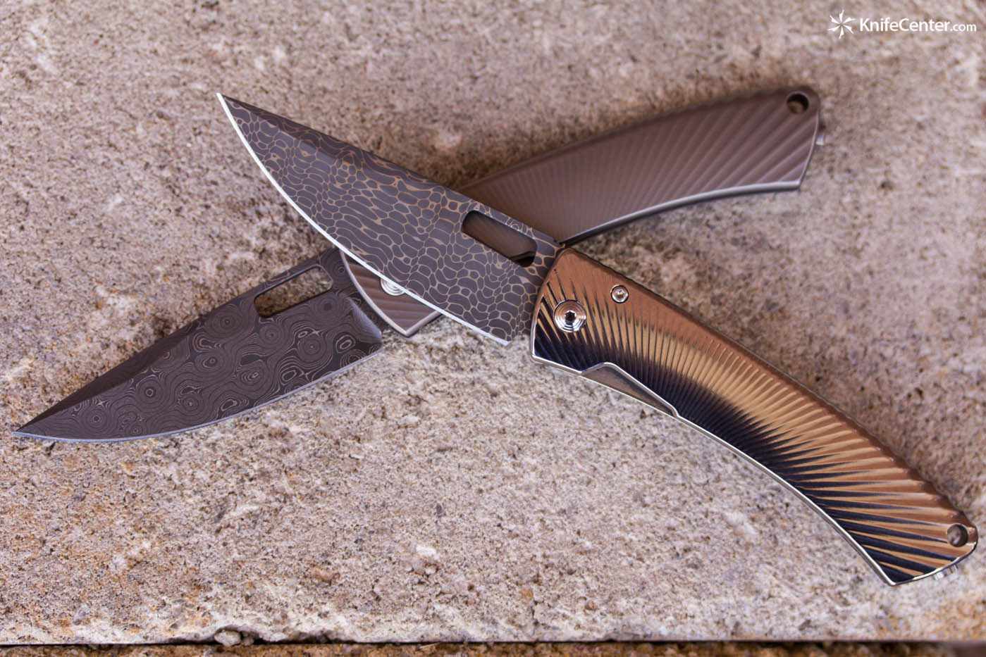 LionSteel Knives