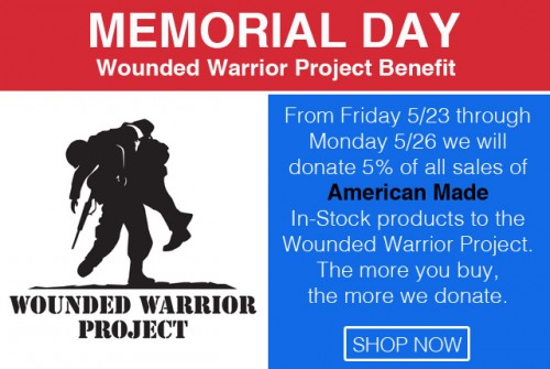 Memorial Day Benefit