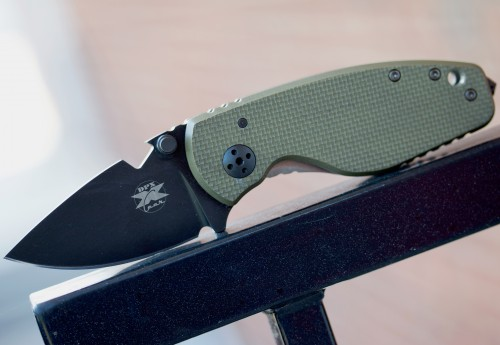 DPx Gear HEAT/F Folding Knife