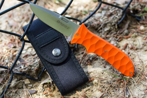 Maserin 384/G10A GTO Folding Knife