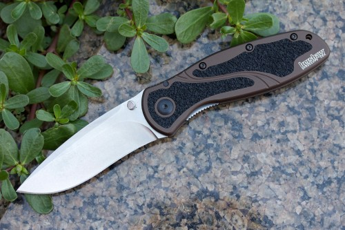 Kershaw 1670SWBR Blur by Ken Onion