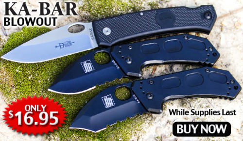 KA-BAR Blowout