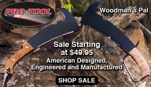 Woodman's Pal Sale