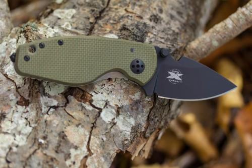 DPx Gear HEAT/F Left Handed Folding Knife