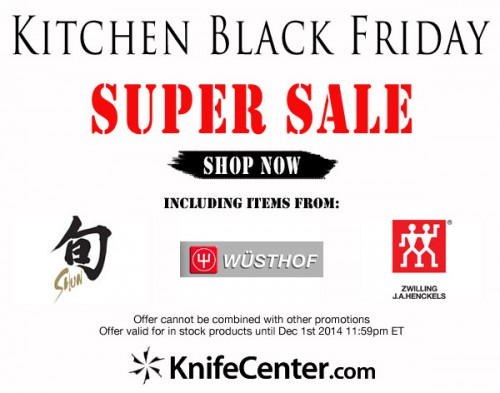 Kitchen Black Friday