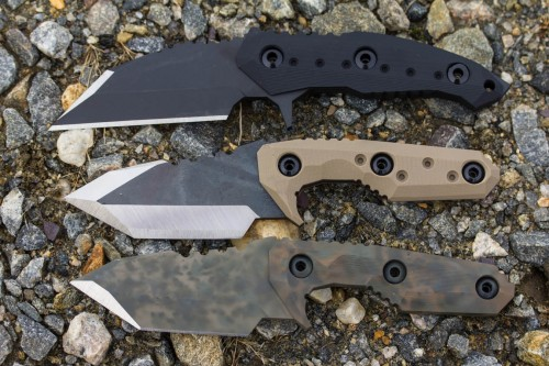 Nocturnal Knives