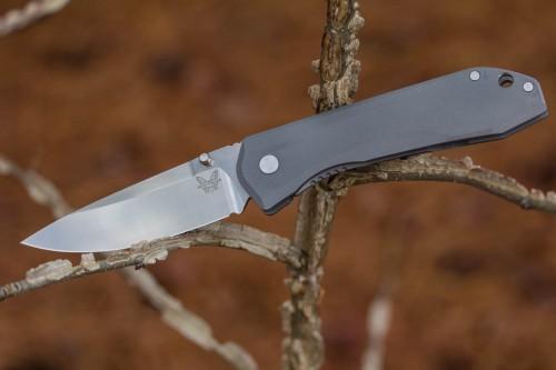 Benchmade 761 Titanium Framelock Folding Knife