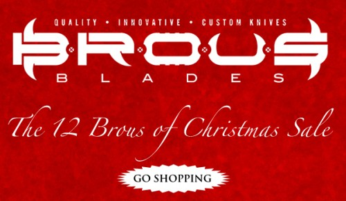 12 Brous of Christmas Sale