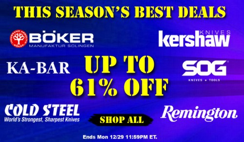 This Season's Best Deals