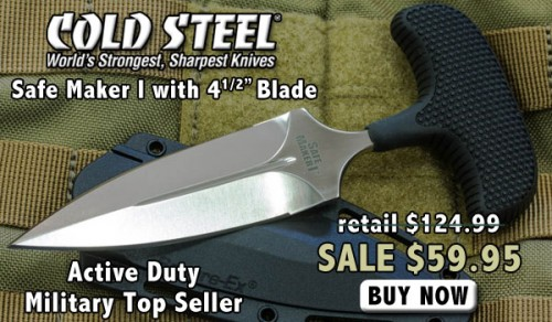 Cold Steel Safe Maker I