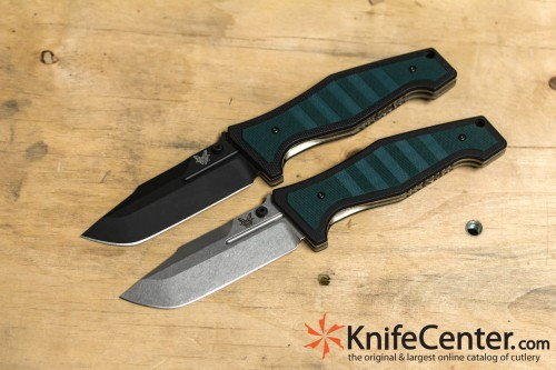 Benchmade 757 Shane Sibert Vicar Series