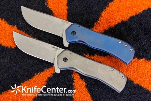 Doc Shiffer Knives Field Grade Recon Folders
