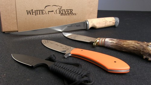 Doing it better and doing it in the USA: this is White River Knives.