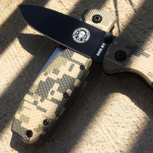 The Zancudo: a KnifeCenter exclusive designed by the makers of ESEE Knives.