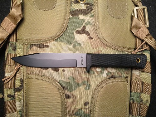 The SRK just might be the perfect fixed blade.