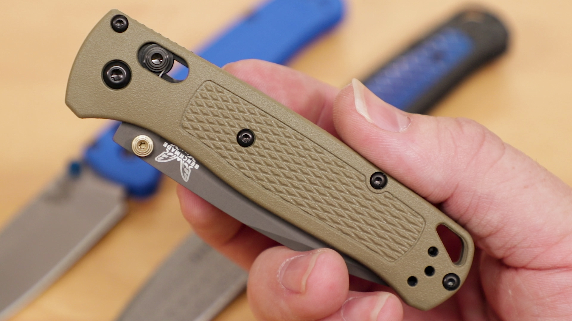 Why You Need A Benchmade Bugout EDC Knife | KnifeCenter Blog