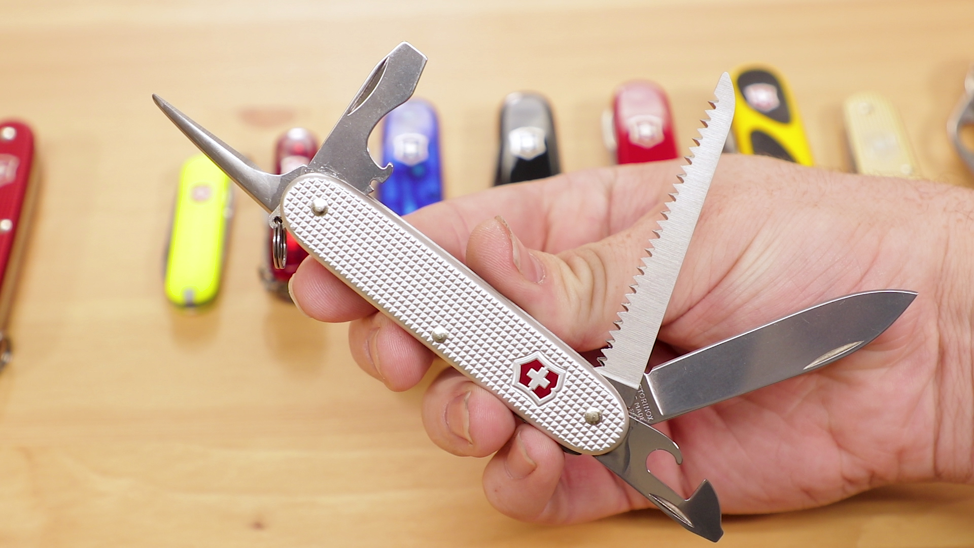The Best Victorinox Swiss Army Knives You Can Buy In 2019