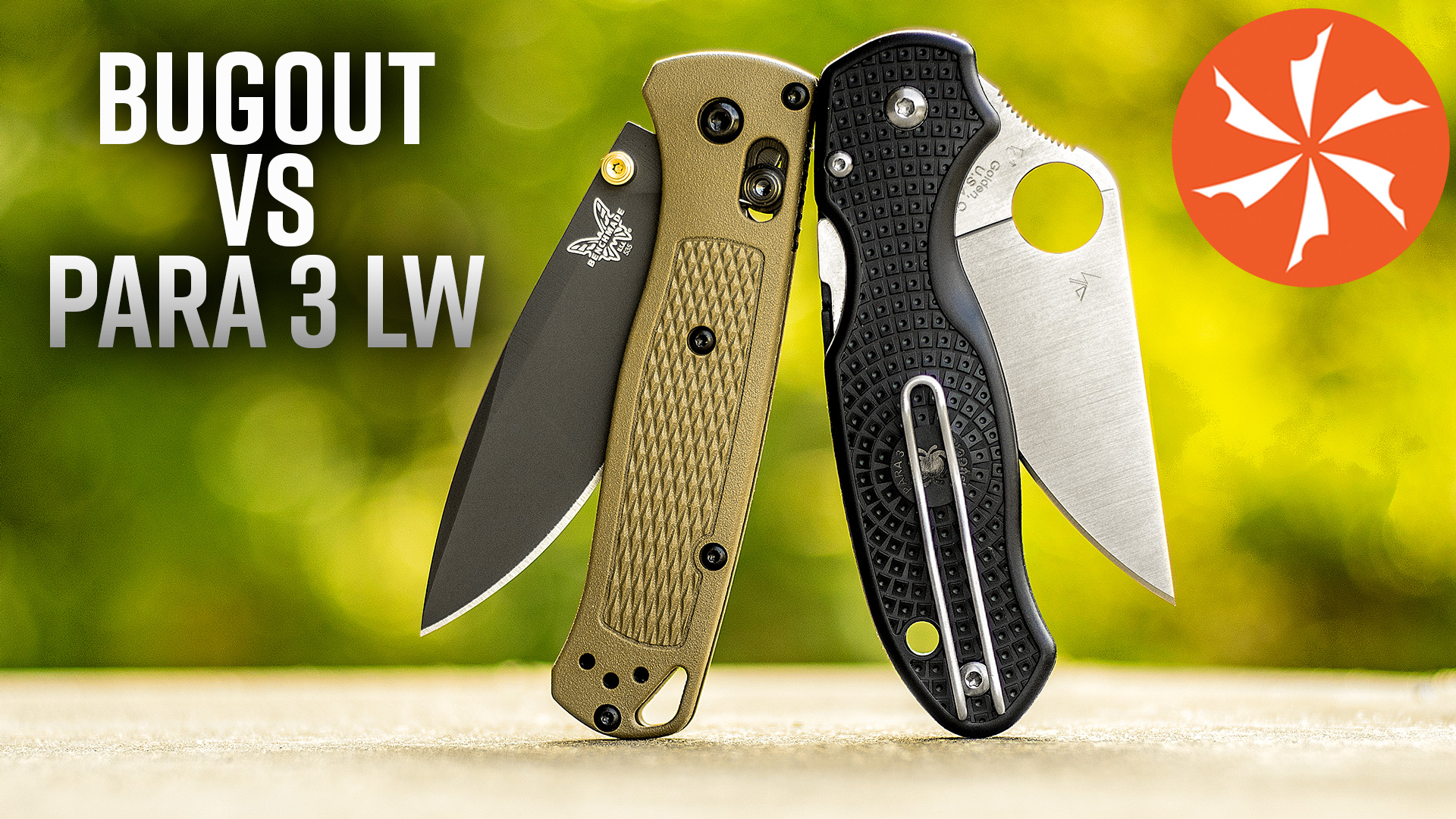 ULTRALIGHT knives