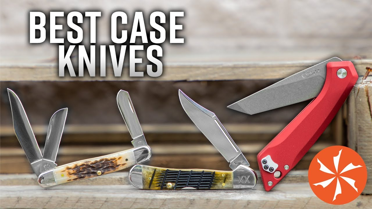 3 of the Best Case Knives
