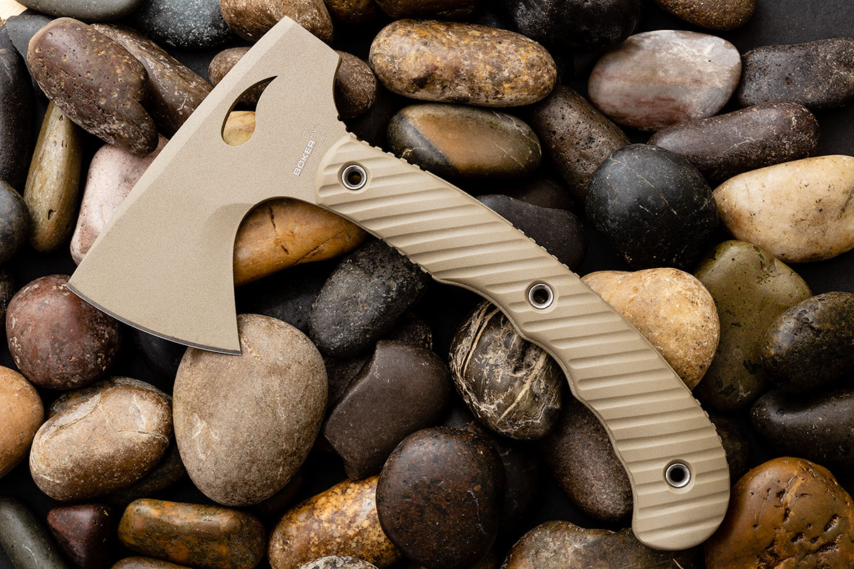 Boker Plus Peter Fegan Escape Hawk Tactical Tomahawk Axe