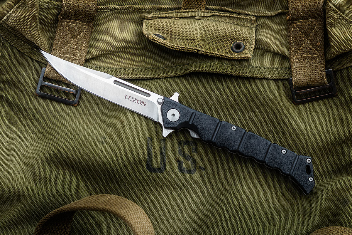 Cold Steel Luzon Flipper Knife