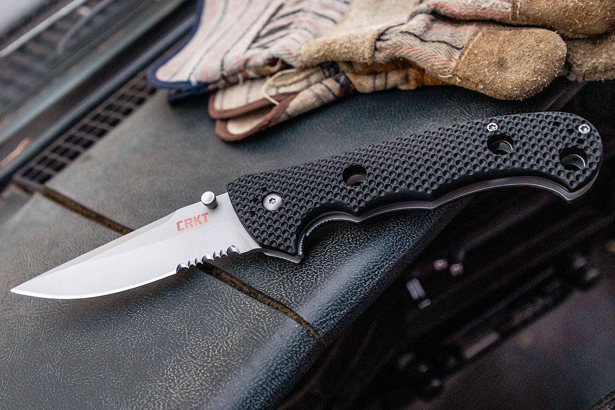 CRKT Hammond Cruiser Tactical Flipper Knife