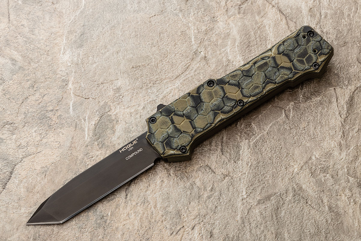 Hogue Compound OTF Automatic Knife