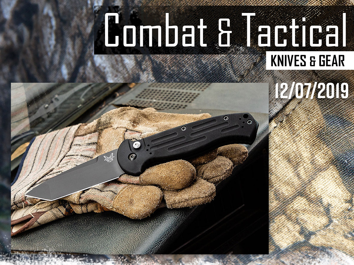 Combat & Tactical Knives & Gear Banner 12/07/2019