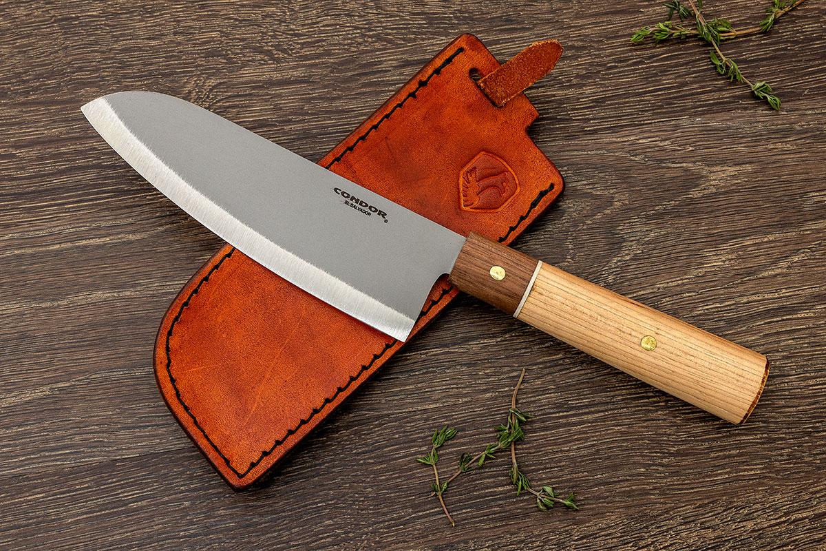 Condor Kondoru Santoku Camp Kitchen Knife
