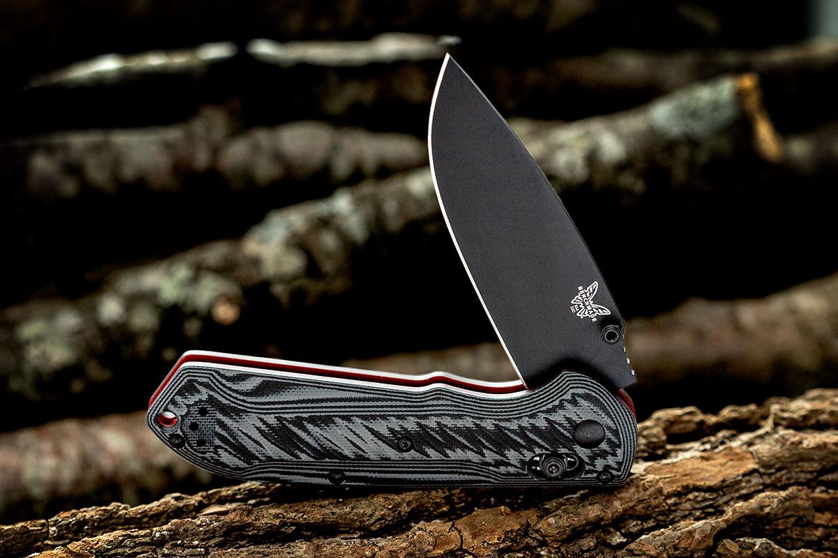Benchmade Freek M4 Folding Knife