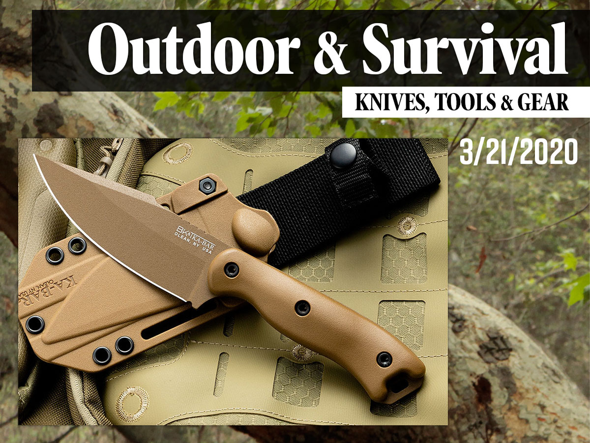 Outdoor Survival title image
