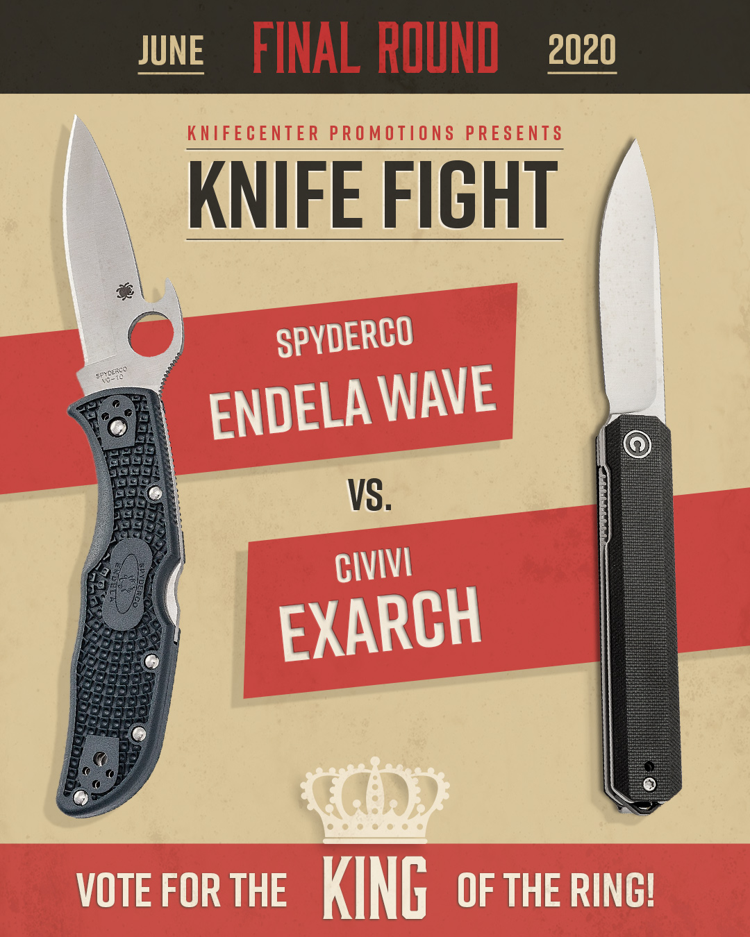Spyderco Endela Wave vs. Civivi Exarch