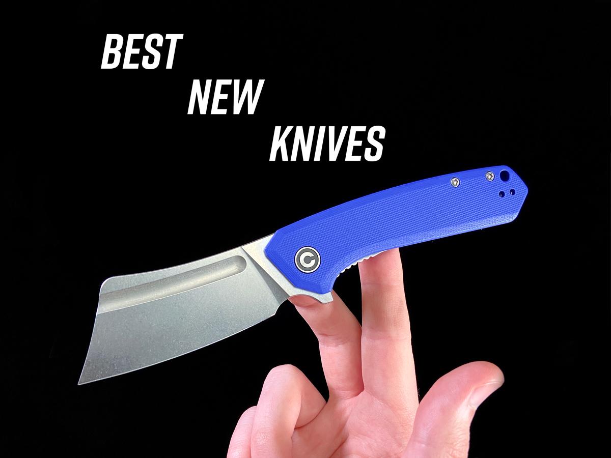 BEST NEW KNIVES Civivi Mini Bullmastiff Knife, Open