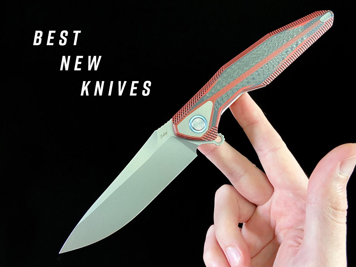 Rike Tulay knife open