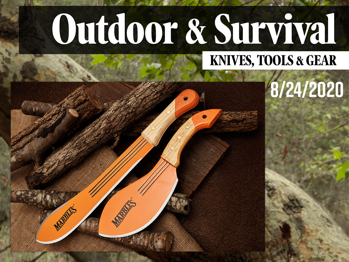 Outdoor & Survival Gear Roundup Title Graphic