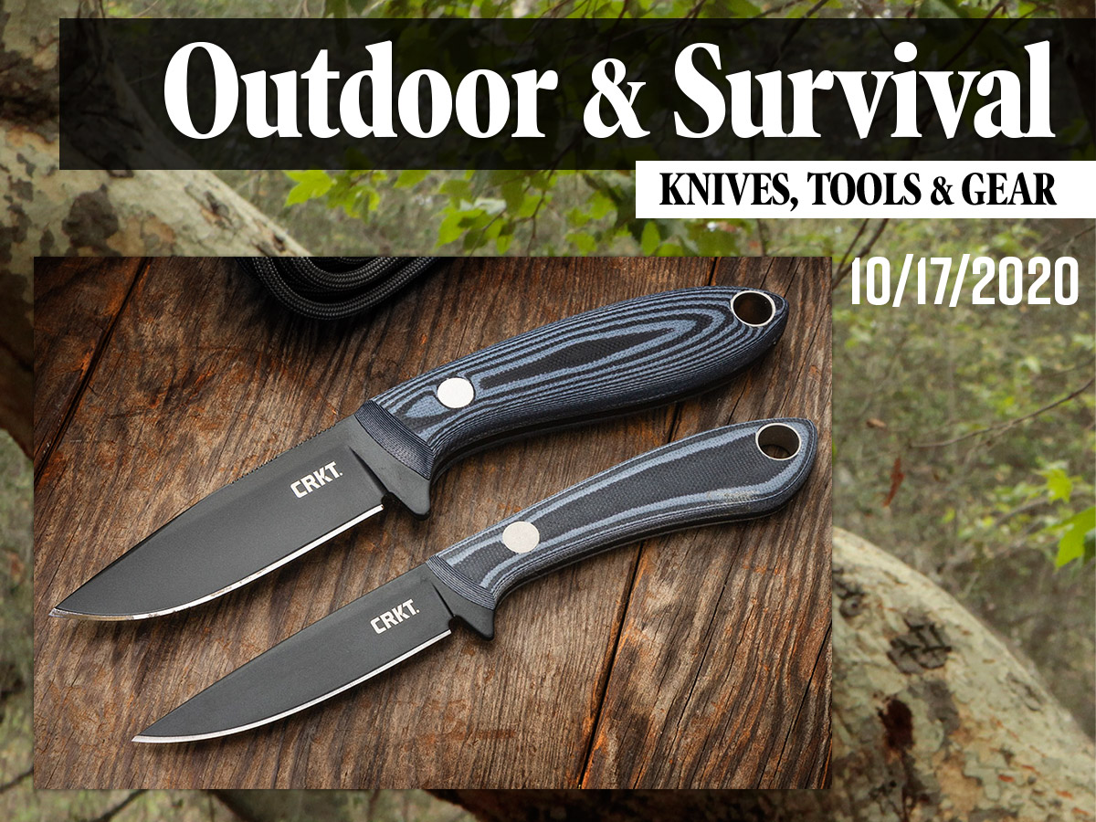 Survival & Outdoor Roundup Title Graphic